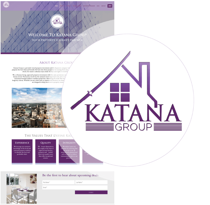 Logo de Katana Group