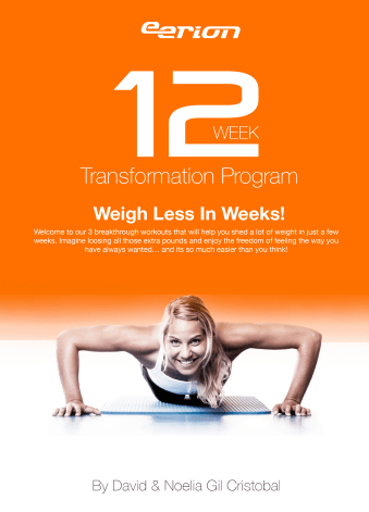12 Week Transformation Program's Ebook