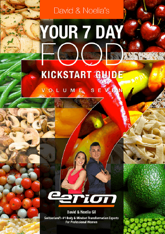 Your 7 Days Food Kickstart Guide's Ebook