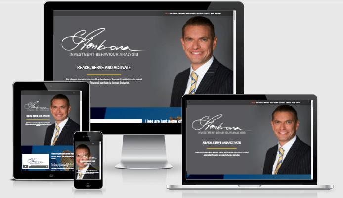 Sitio Web Anders Stenkrona